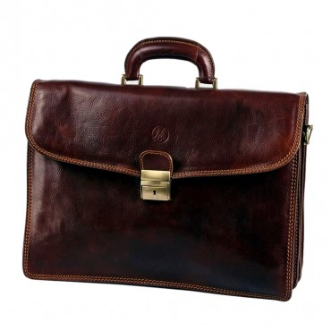 BRIEFCASE 3 COMPARTMENTS
