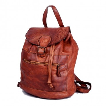 BACKPACK SOFT LEATHER