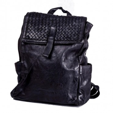 BACKPACK UNISEX SOFT LEATHER