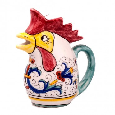 ROOSTER SMALL PITCHER ¼ RICCO DERUTA