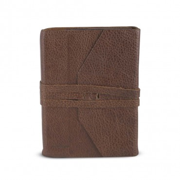 ATHENS JOURNALS IN PELLE 3x13 H18.5 cm, Inch 1.18X5.11 H7.28