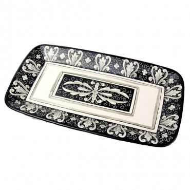 WALL AND TABLE TRAY C2 NERO