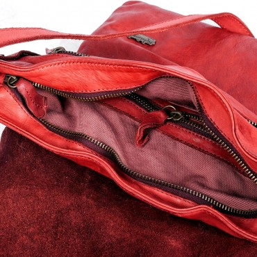 MESSANGER BAG SOFT LEATHER