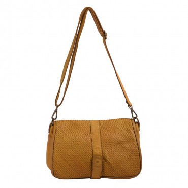 BRAIDED SHOULDER BAG GETAFE